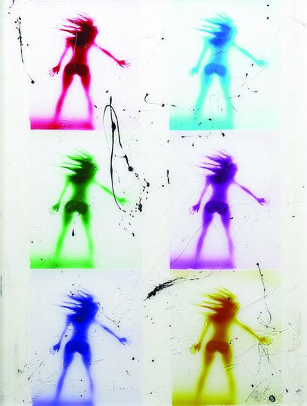 Raphael Mazzucco, 'CYMK'