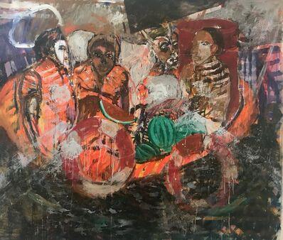René Tavares, 'The last immigrants from the Atlantic ', 2018