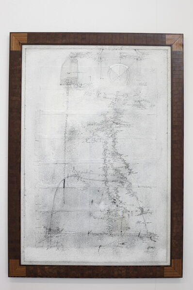 Magdalo Mussio, 'L'ora', 1990