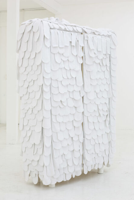 Katie Stout, 'Sock Cabinet', 2015