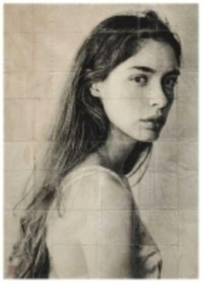 Patricio Reig, 'Silvia - No geometry and Identity', 2018