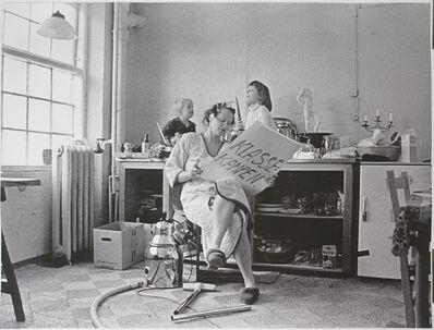 Kirsten Justesen, 'The Class Struggle', 1976-2009