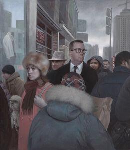 Glenn Priestley, 'Pickle Barrel', 2015-17