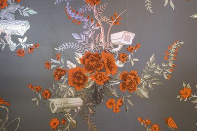 Flavor Paper, 'Vigilant Flower', 2011