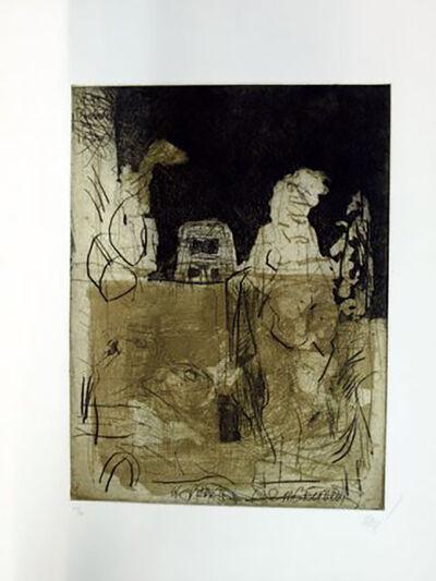 Antoni Clavé, 'Trobadors', 1970