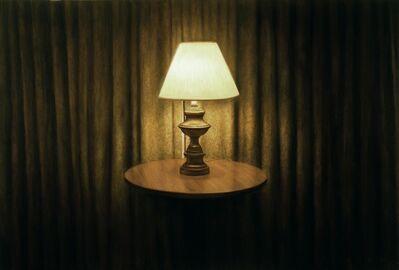 Dan Witz, 'Sherburn Hotel Lamp', 2008