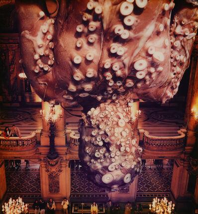 Robert Gligorov, 'Okto foyer de l'opera', 1998