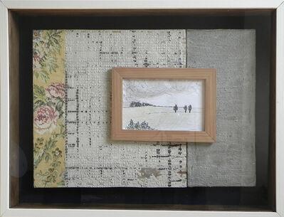 Linus Riepler, 'Fragmente 1 ( Aussichten mit Einsichten )', 2016
