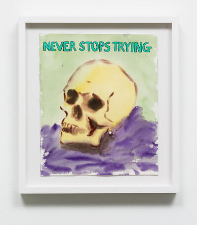 Guy Richards Smit, 'Never Stops Trying', 2015