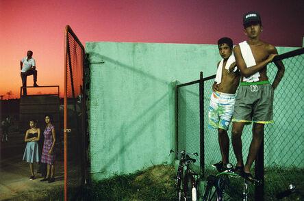 Alex Webb, 'Sancti Spiritus, Cuba', 1993