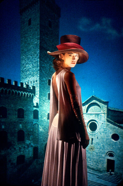 Laurie Simmons, 'Several Hats in Italy', 1984