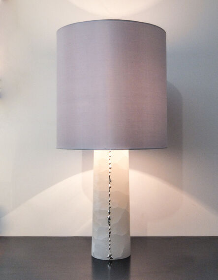 Mattia Bonetti, 'Table Lamp 'Onyx' Silver', 2014
