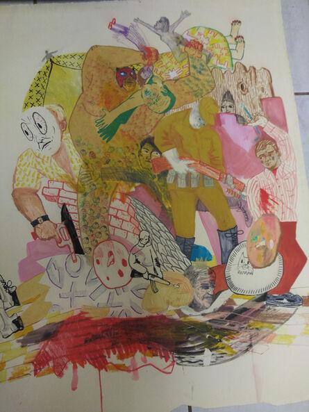 Gregory Rick, 'Art and War', 2018