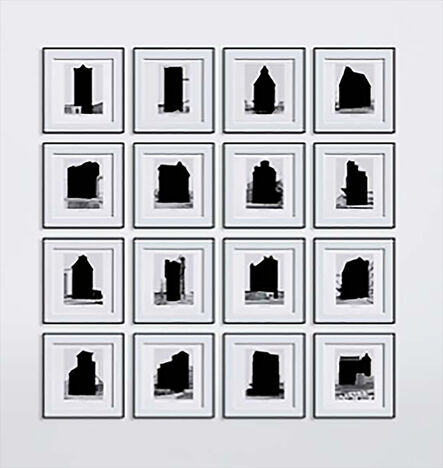 Marlon de Azambuja, 'Cooling Towers', 2017