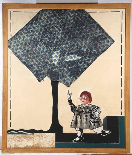 Silvano Girardello, 'Giardino incantato', 1969