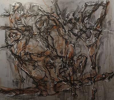 Yakubu Abdukareem, 'Contemporary Dancers', 2018