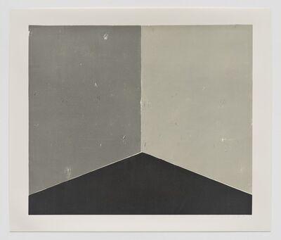 Andrea Büttner, 'Corner (Grey)', 2011