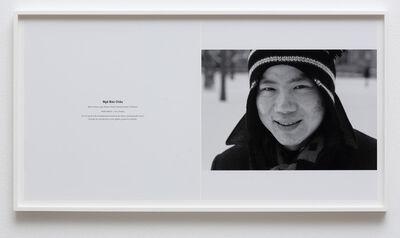 Lutz Bacher, 'Masters of Abstraction (Ngô Bào Châu)', 2014