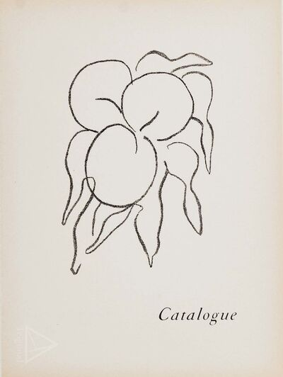 Henri Matisse, 'Fruits from Prints from the Mourlot Press', 1964