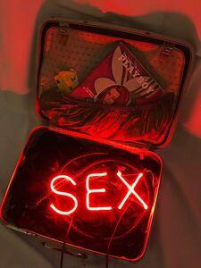 Indira Cesarine, 'SEX in a Suitcase', 2018