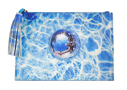 Kimberly Genevieve & Paige Gamble, 'LIMITED EDITION DISCO CLUTCH', 2016