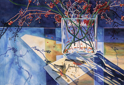 Jane E. Goldman, 'Audubon January', 2014