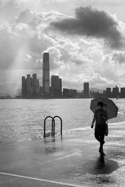 Stephen King 金昌民, 'Sunday Stroll', 2020