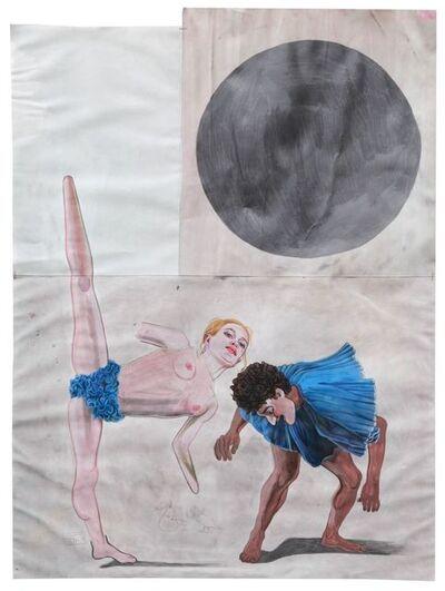 Kati Heck, 'Walter´s Tanz', 2017