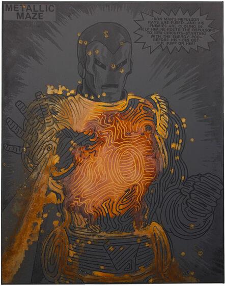 Michael Sailstorfer, 'Maze 81', 2014