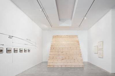 Alice Aycock, 'Stairs (These Stairs Can Be Climbed)', 1974