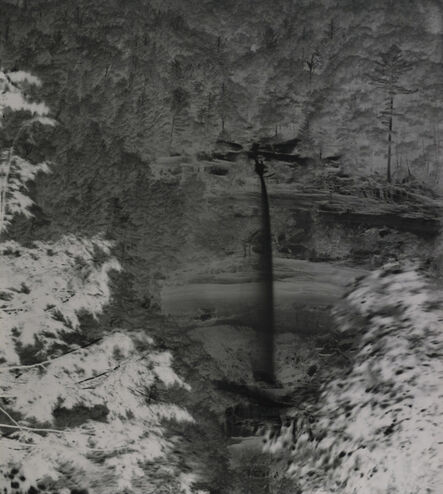 Shi Guorui 史国瑞, 'Kaaterskill Falls, Catskill Mountains, New York July 26-28 2019', 2019