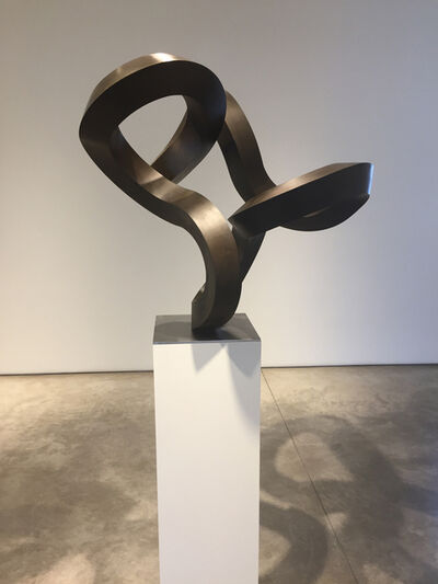 Roger Berry, 'Bound Tetrahedron (maquette)'