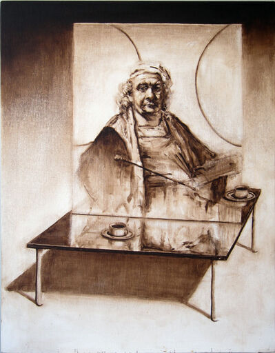 Nevan Lahart, 'The Phaidon 3 million $ Holographic Coffee table', 2014