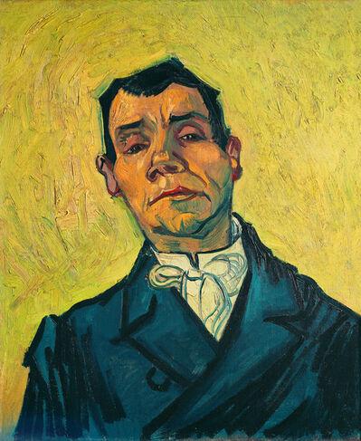 Vincent van Gogh, 'Portrait of a Man', 1889-1890