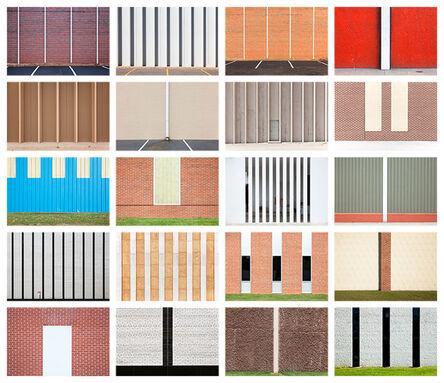 Ben Marcin, 'Untitled (Twenty Warehouses)', 2010-2015