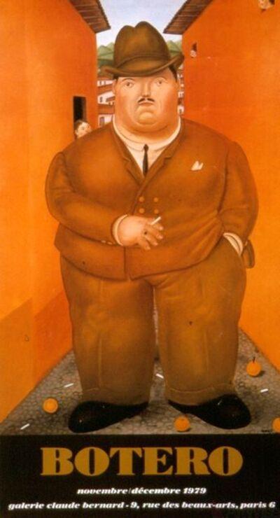 Fernando Botero, 'Los Cigarros', 1979