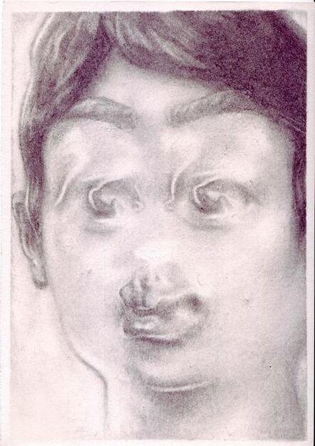 Satoshi Okano, 'face', 2013