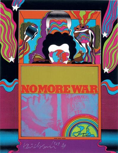 Keiichi Tanaami, 'NO MORE WAR_1', 1967
