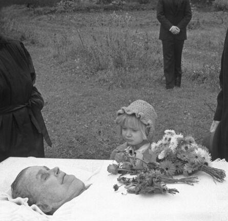 Nina Korhonen, 'The Funeral, Finland', 1997