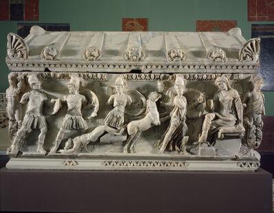 'Sarcophagus (coffin)', 2nd century