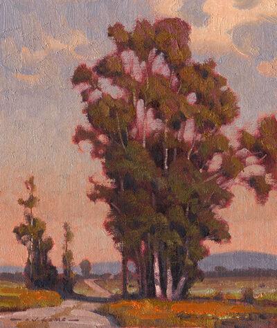 Jim Lamb, 'California Backroad', 2013