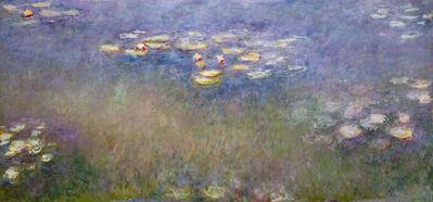 Claude Monet, 'Water Lilies', 1915-1926