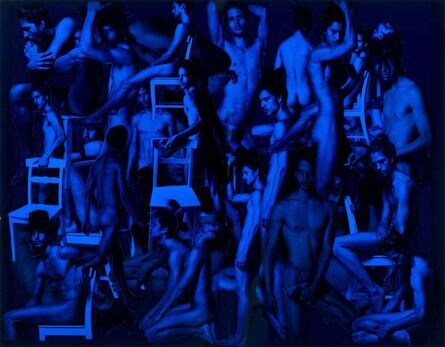 Sezer Arıcı, 'When The Night Falls', 2016