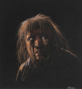 Peter Howson, 'Untitled Drawing XXII', 2005