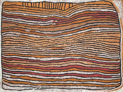 Naata Nungurrayi, 'Marrapinti', 2000