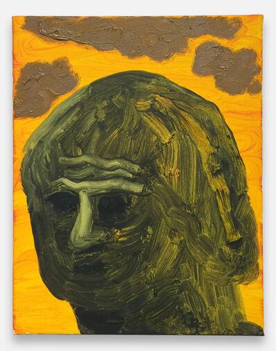 Morgan Hobbs, 'Portrait of the Thinker on Mars', 2016