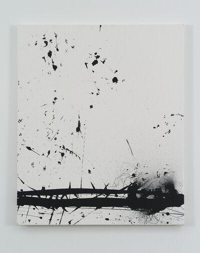 Addie Wagenknecht, 'Black Hawk Paint: September', 2008