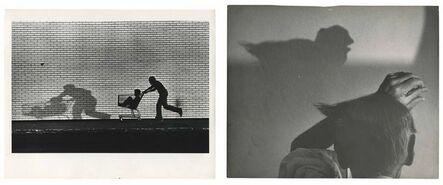 Murray Moss, 'TQ 49/50: Chasing Shadow/Hand (and Hair) Shadow', 1979/1958