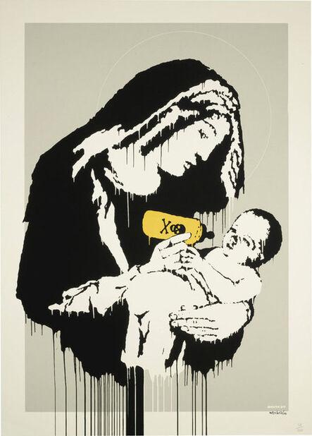 Banksy, 'Toxic Mary', 2005
