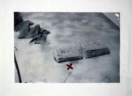 Joseph Beuys, 'unbetitelt (Neues vom Kojoten)', 1980